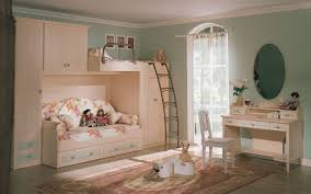 decorating kids bedroom bedroom modern interior design with flowery sheet bunk bed and