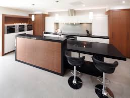 fabulous caesarstone classico 3100 jet black in benchtop kitchen