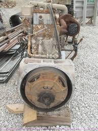 cummins 855 six cylinder turbo diesel engine item k9745