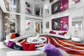mansion interior design com step inside tommy hilfiger s surreal 27 5 million miami mansion