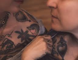 dna tattoos are the frontier of the york times