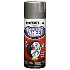 rust oleum 248927 automotive 11 ounce high performance wheel spray