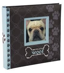 dog photo album malden international designs woof photo album 80 4x6