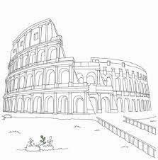 italy coloring pages printable sketch template merry christmas
