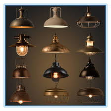 discount silver industrial pendant light 2017 silver industrial