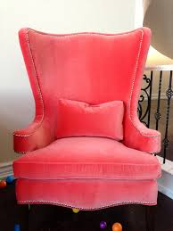 new coral chairs cute home decor pinterest coral chair