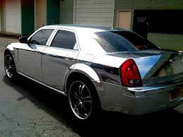 chrome wrapped cars color change wraps same car new look vehicle wraps