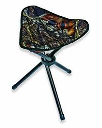 Hunting Chairs And Stools Amazon Com Mossy Oak Hunting Accessories Three Legged Mo Tls Bu