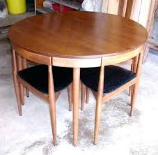 Mid Century Dining Table And Chairs Midcentury Dining Table Abundantlifestyle Club