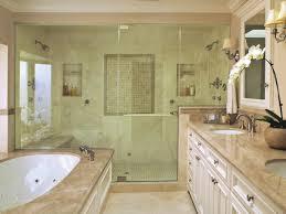Glass Bathroom Showers Bath Shower Frameless Glass Shower Doors With Granite