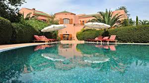 Maison De Luxe Americaine by Villa De Luxe à Vendre Marrakech Villa Route De Ourika