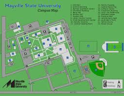 University Of Portland Map by Campus Map Mayville State University Mayville Nd