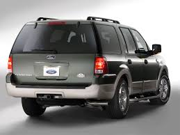 ford expedition king ranch 2004 paris auto show ford focus vignale concept and king ranch