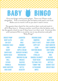 it s a boy baby shower ideas free baby shower bingo printable cards for a boy baby shower