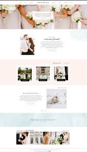 wedding planner terms and conditions template showit website template for creatives palm beach branding beautiful showit wordpress website templates for photographers planners and more davey krista
