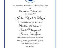 graduation announcements templates interesting college graduation invitations templates for
