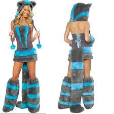 Cheshire Cat Halloween Costume Cheap Blue Cheshire Cat Costume Aliexpress