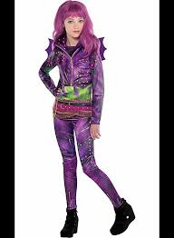 mal costume mal from descendants 2 best kids costumes from party