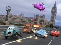 mcqueen games lightning car games online