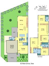 Mansion Floor Plans Free Nice 3d Home Plans Floor Plan Design Smalltowndjs Com Small Garden