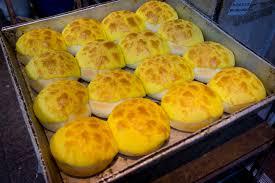 cuisine hongkongaise la brioche ananas 菠蘿包 dans tous ses états hong kong