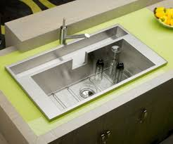 tips to choose outdoor kitchen sinks