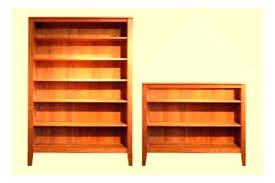 bookcase narrow cherry wood bookcase tall narrow cherry bookcase