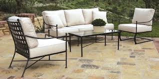 Patio Furniture Buying Guide by Wrought Iron Patio Furniture Patioliving