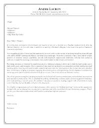 Sample Resume Cover Letter For Teachers by Sample Cover Letter For Teaching Assistant Sample Resume Format