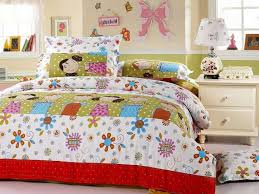 Twin Bedding Sets Girls by Bedroom Furniture Beautiful Fairy Kids Bedding Set Full