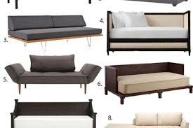 daybeds apartment therapy