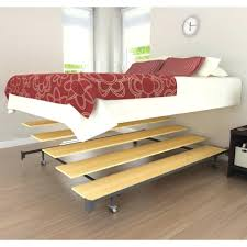 king bed frame with storage white ikea size plans coccinelleshow com