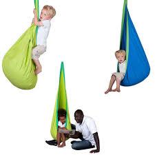 siege balancoire b enfant hamac cocoon bébé pod balançoires enfant pendu siège chaise