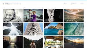 photographers websites create a photography website or portfolio weebly