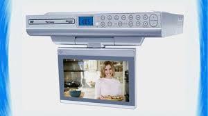 under cabinet tvs kitchen under cabinet television for kitchen