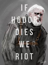 Hodor Meme - game of thrones leave hodor alone by jamesbousema game of