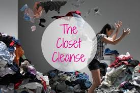 closet cleaning it s time to go through your closet and do a closet cleanse with