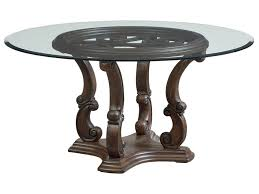 standard furniture parliament 60 inch round dining room table