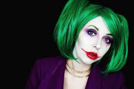 Female Joker Halloween by Joker Day 5 Of 31 Days Of Halloween Bee Luxury