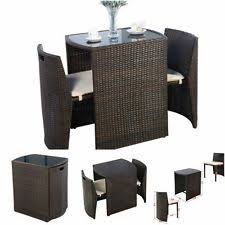 Patio Furniture High Top Table And Chairs by Patio Table And Chairs Ebay