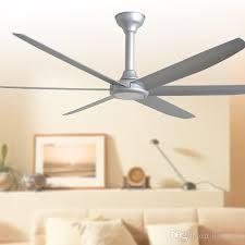 84 inch ceiling fan 2018 modern led ceiling fans lights led 84 inch 214 cm silver color