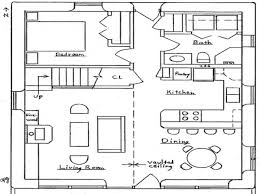 plans small chalet plans