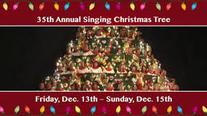 35th annual singing christmas tree on vimeo