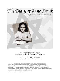 the diary of anne frank study guide hanukkah anne frank