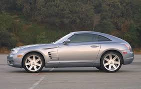 2005 chrysler crossfire information and photos zombiedrive