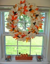 thanksgiving window decorations decorations diy thanksgiving