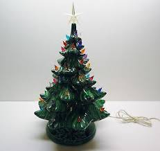 Vintage Atlantic Mold Christmas Tree