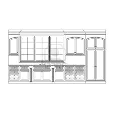 kitchen cabinet door construction exitallergy com