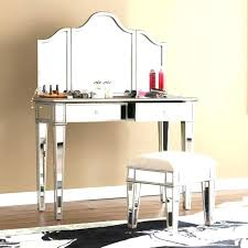 Narrow Vanity Table Cheap Mirrored Vanity Set Makeup Furniture Mirror Table Jewelry