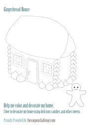 gingerbread coloring page gingerbread archives the coupon challenge